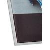 Ingrandimento profilo e superficie materiale