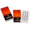 Calendario tascabile stampato 4/4 colori con plastificazione su entrambi i lati
