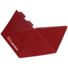 Piramide a 4 lati, consegnata fustellata pronta, in piano