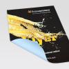 Diverse varianti di carta come 120 g/m² carta per affissioni opaca ...