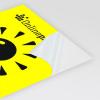 Carta Neon gialla (come da figura)