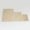 Il cartone marmorizzato marrone è disponibile in tre formati