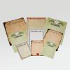 Tre formati, diverse varianti di carta e una strabiliante scelta di modelli...