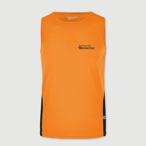 arancione / nero