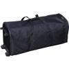 Pratico e compatto, imballato in una borsa con rotelle
