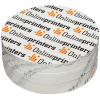 Adesivi per esterni trasparenti; potete scegliere tra molteplici formati diversi, rotondi o angolari