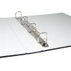 Dotazione opzionale: con un'altezza di riempimento di 25 o 40 mm, con meccanica a 2 o a 4 anelli (come da figura)