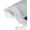 Ingrandimento dell'orlo a giorno cucito (max. 3 cm di diametro)
