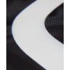 110 g/m² tessuto in poliestere stampato (ingrandimento); 100 % poliestere (difficilmente infiammabile)
