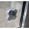 """Sistema di fissaggio per bandiere per finestra disponibile solo nella categoria """"incl. stampa"""""""