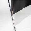 X-Banner esecuzione standard, disponibile in diverse grandezze, da 60 x 160 cm a 80 x 200 cm.