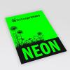 Carta Neon verde (come da figura)