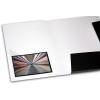 Opzionale: tasca triangolare adesiva trasparente