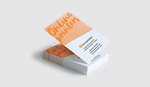stampa biglietti da visita online su Onlineprinters