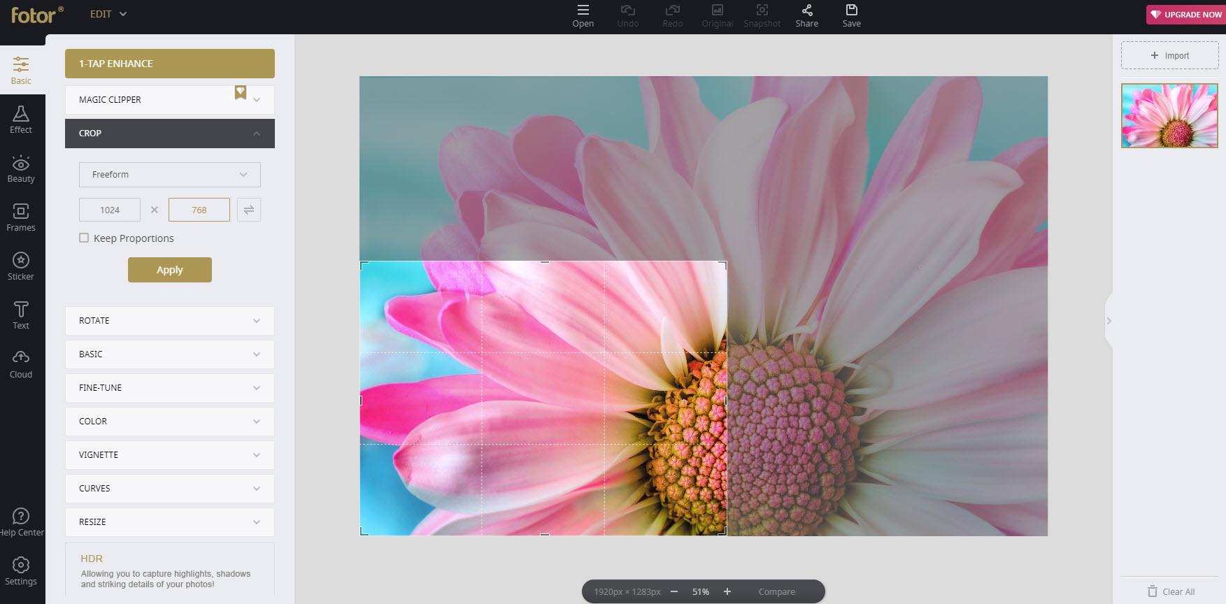 Come Modificare Immagini Online Gratis Ritagliare E