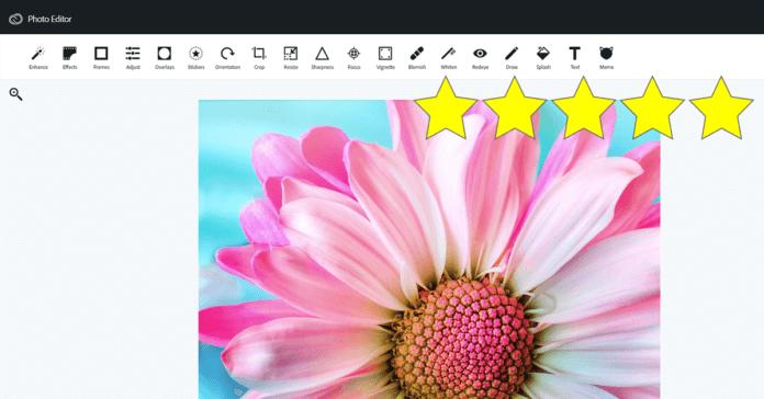 Modificare immagini online gratis