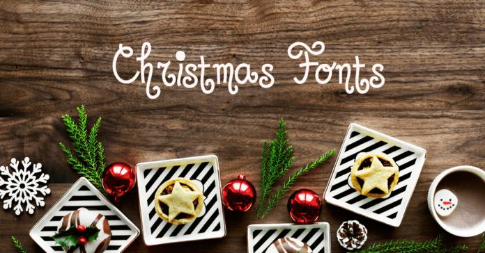 Font natalizi