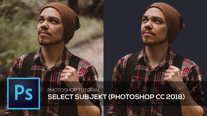 Ritagliare un'immagine con Photoshop